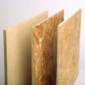 Древесно-плиточные материалы